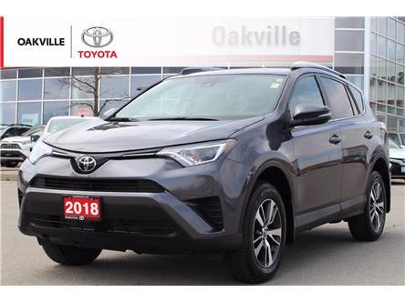 2018 Toyota RAV4 LE (Stk: LP9688) in Oakville - Image 1 of 17