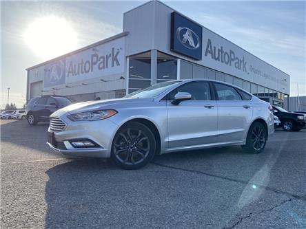 2018 Ford Fusion SE (Stk: 18-57085JB) in Barrie - Image 1 of 24
