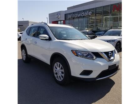 2016 Nissan Rogue S (Stk: H8920B) in Thornhill - Image 1 of 2