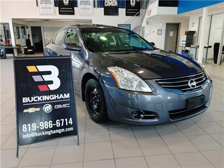 2012 Nissan Altima 2.5 S (Stk: M16587) in Gatineau - Image 1 of 11