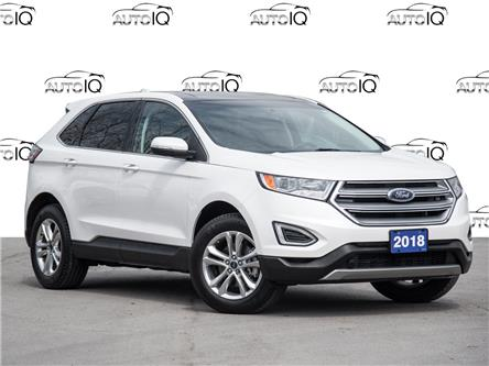2018 Ford Edge SEL (Stk: 50-131) in St. Catharines - Image 1 of 26