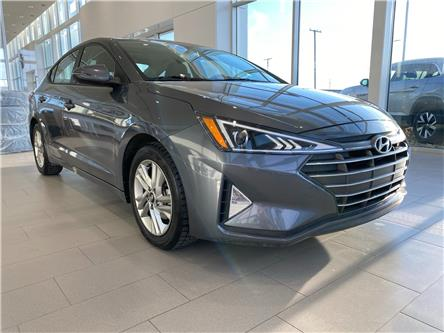 2020 Hyundai Elantra Preferred (Stk: V7633) in Saskatoon - Image 1 of 19