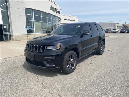 2020 Jeep Grand Cherokee Limited (Stk: U04762A) in Chatham - Image 1 of 18