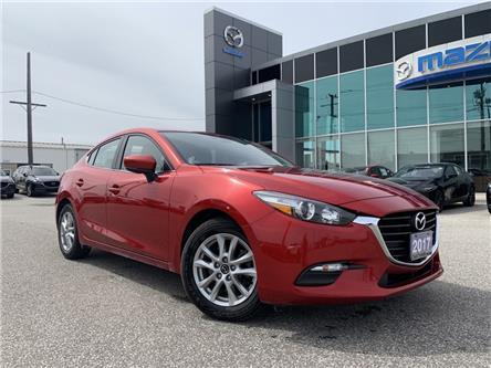 2017 Mazda Mazda3 GS (Stk: UM2601) in Chatham - Image 1 of 21