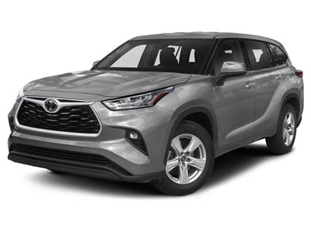 2021 Toyota Highlander LE (Stk: 2119) in Dawson Creek - Image 1 of 9