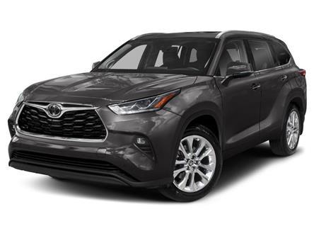 2021 Toyota Highlander Limited (Stk: 2179) in Dawson Creek - Image 1 of 9