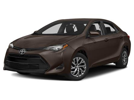 2018 Toyota Corolla LE (Stk: 2002A) in Dawson Creek - Image 1 of 9