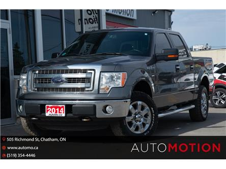 2014 Ford F-150  (Stk: 21523) in Chatham - Image 1 of 21