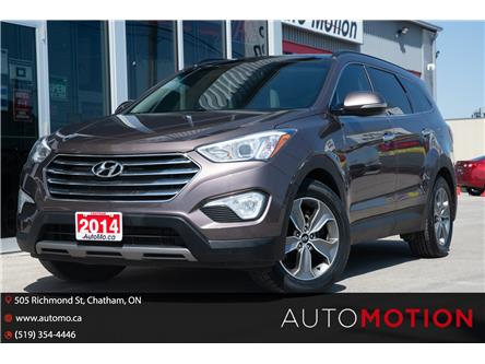 2014 Hyundai Santa Fe XL  (Stk: 21500) in Chatham - Image 1 of 26