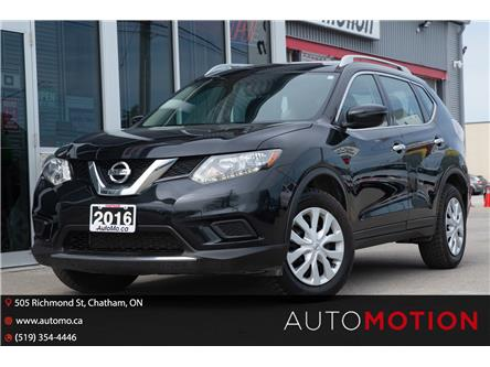 2016 Nissan Rogue  (Stk: 21420) in Chatham - Image 1 of 18