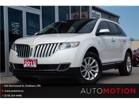 2015 Lincoln MKX Base (Stk: 21529) in Chatham - Image 1 of 25