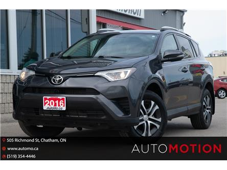 2016 Toyota RAV4  (Stk: 21338) in Chatham - Image 1 of 22