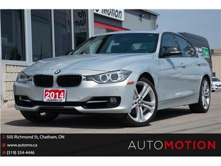 2014 BMW 328i xDrive (Stk: 201111) in Chatham - Image 1 of 26