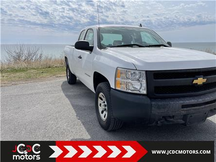 2013 Chevrolet Silverado 1500 WT (Stk: ) in Cobourg - Image 1 of 14