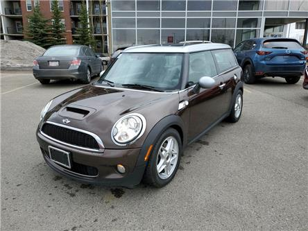 2010 MINI Cooper S Clubman Base (Stk: K8247) in Calgary - Image 1 of 17