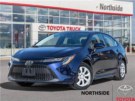 2021 Toyota Corolla LE (Stk: A21006) in Sault Ste. Marie - Image 1 of 23