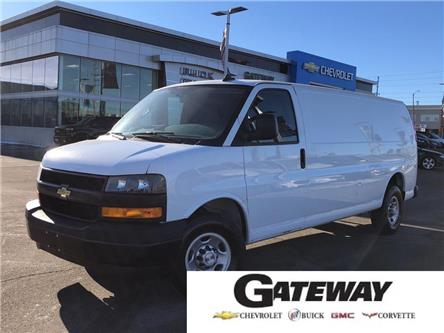 2019 Chevrolet Express 2500 EXT / POWER GROUP / A/C / REAR CAMERA / (Stk: W19837) in BRAMPTON - Image 1 of 15