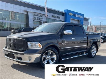 2015 RAM 1500 Laramie / Leather / 4X4 / DIESEL / (Stk: 124286A) in BRAMPTON - Image 1 of 20