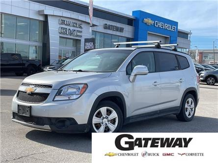 2014 Chevrolet Orlando LT / AUTOMATIC  / BLUETOOTH / (Stk: 195240C) in BRAMPTON - Image 1 of 16