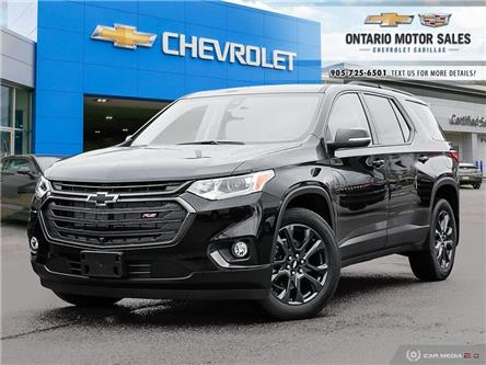 2021 Chevrolet Traverse RS (Stk: T1146685) in Oshawa - Image 1 of 18