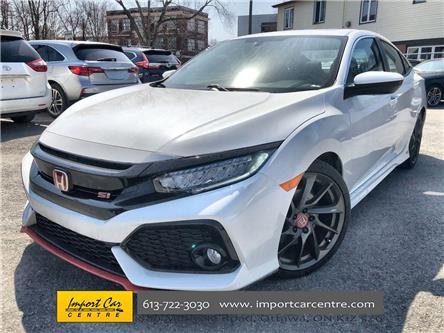 2018 Honda Civic Si (Stk: 200850) in Ottawa - Image 1 of 25