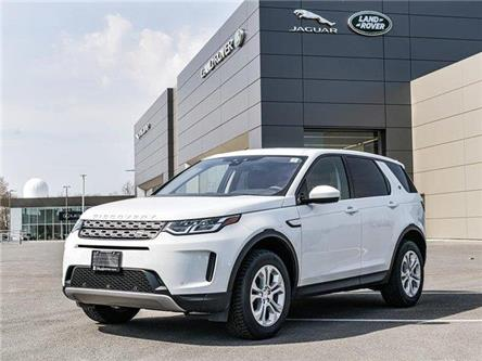2020 Land Rover Discovery Sport S (Stk: 20166) in Ottawa - Image 1 of 20