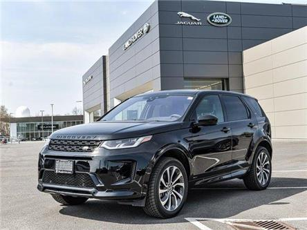 2020 Land Rover Discovery Sport R-Dynamic SE (Stk: 20024) in Ottawa - Image 1 of 21
