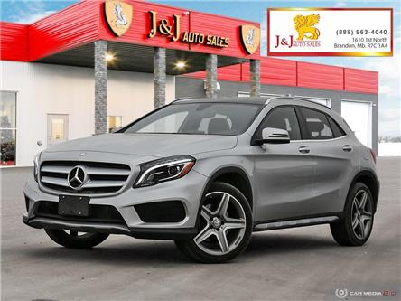 2016 Mercedes-Benz GLA-Class Base (Stk: JB21050) in Brandon - Image 1 of 27
