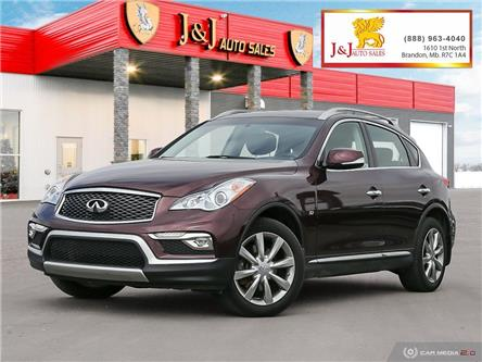 2017 Infiniti QX50 Base (Stk: J21044) in Brandon - Image 1 of 27