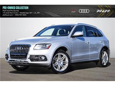 2013 Audi Q5 hybrid Base (Stk: C8081A) in Vaughan - Image 1 of 23