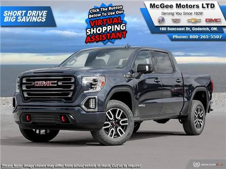 2021 GMC Sierra 1500 AT4 (Stk: 288919) in Goderich - Image 1 of 23
