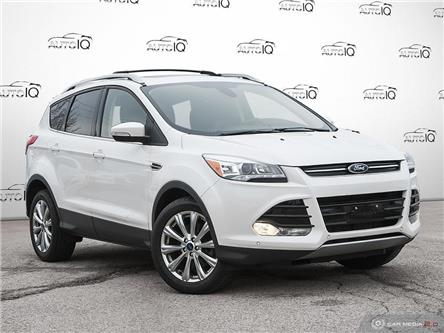 2014 Ford Escape Titanium (Stk: 1T219A) in Oakville - Image 1 of 27