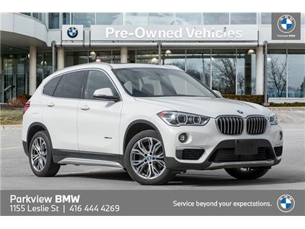 2018 BMW X1 xDrive28i (Stk: 55959A) in Toronto - Image 1 of 21