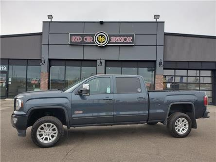 2018 GMC Sierra 1500 SLT (Stk: UC4119'0') in Thunder Bay - Image 1 of 19