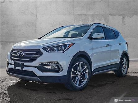 2017 Hyundai Santa Fe Sport 2.0T Limited (Stk: 2165A) in Dawson Creek - Image 1 of 25