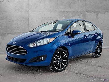 2019 Ford Fiesta SE (Stk: PO1941) in Dawson Creek - Image 1 of 25
