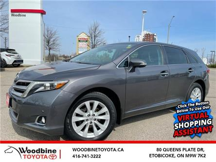 2016 Toyota Venza Base (Stk: 21-108A) in Etobicoke - Image 1 of 25