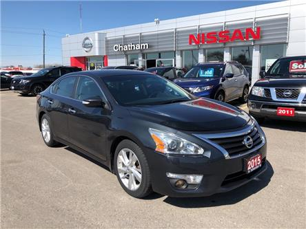 2015 Nissan Altima 2.5 SL (Stk: 1N396) in Chatham - Image 1 of 20