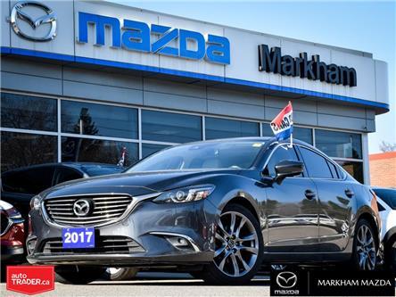 2017 Mazda MAZDA6 GT (Stk: D5210394A) in Markham - Image 1 of 30