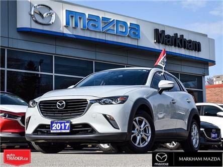 2017 Mazda CX-3 GS (Stk: Z210281A) in Markham - Image 1 of 25