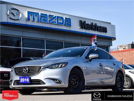 2016 Mazda MAZDA6 GT (Stk: N210264A) in Markham - Image 1 of 26