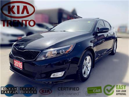 2015 Kia Optima  (Stk: 8778A) in North York - Image 1 of 22