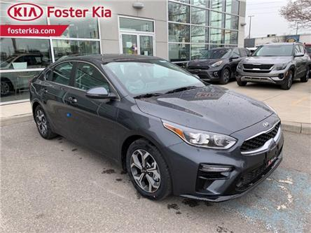 2021 Kia Forte EX (Stk: 2111622) in Toronto - Image 1 of 8