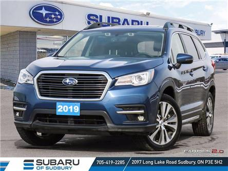 2019 Subaru Ascent Limited (Stk: US1216) in Sudbury - Image 1 of 34