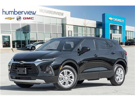 2019 Chevrolet Blazer 2.5 (Stk: 21SU008A) in Toronto - Image 1 of 20