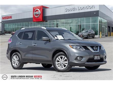 2016 Nissan Rogue SV (Stk: Y21010-1) in London - Image 1 of 19