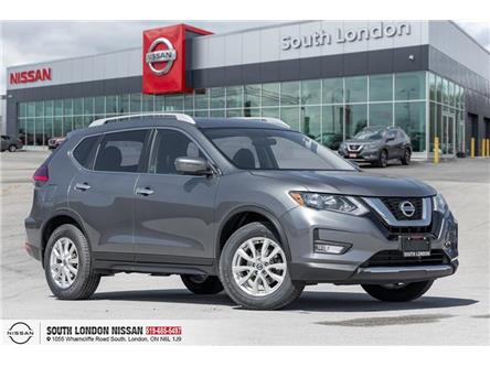 2017 Nissan Rogue SV (Stk: Y21013-1) in London - Image 1 of 21