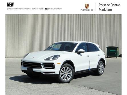 2021 Porsche Cayenne Base (Stk: PN0164) in Markham - Image 1 of 19