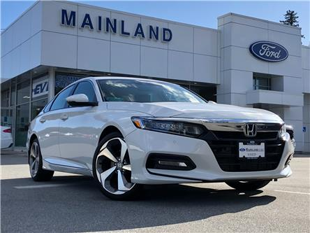 2019 Honda Accord Touring 1.5T (Stk: P3577) in Vancouver - Image 1 of 30