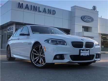 2016 BMW 535i xDrive (Stk: 21ME1534A) in Vancouver - Image 1 of 30